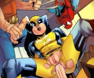 Tracy Scops- All-Sex Wolververse