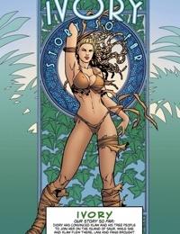 Boundless- Jungle Fantasy Survivor 6