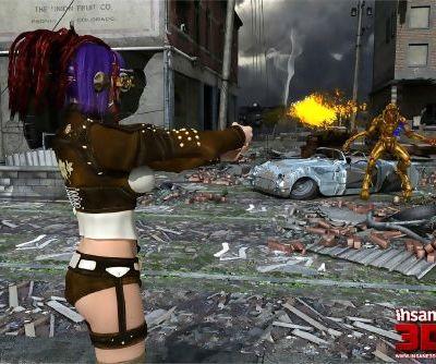 Insane3D- Hunter Got Humped