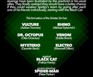 Tracy Scops- The Sinister Six Against The Black Cat