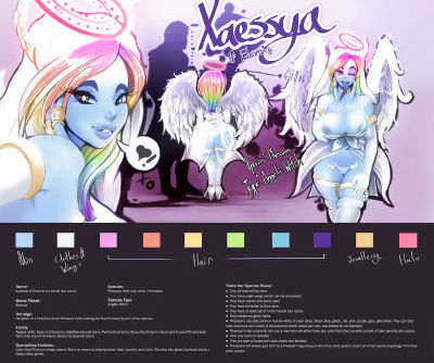 Xaessya/Eonbound Gallery