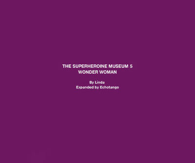 Superheroine Museum #05