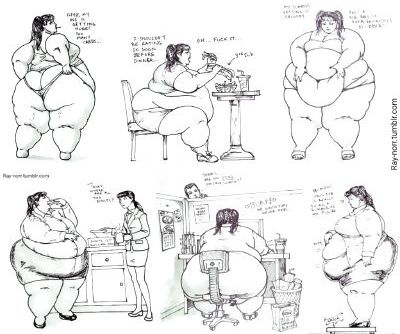 The Weight Gain of Jenny Weng