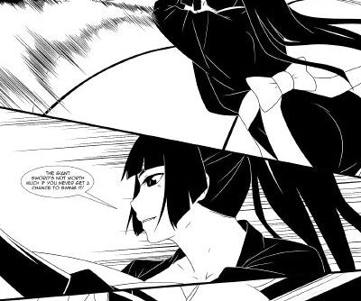 The Sword and the Tengu of Hearts - part 2