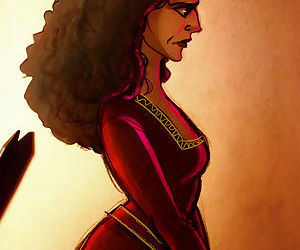 Mother Gothel - part 2