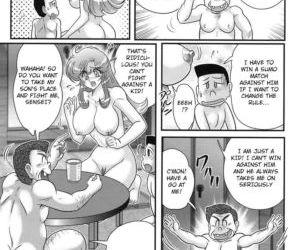 Daimondai desu. Tina-sensei Ch. 5