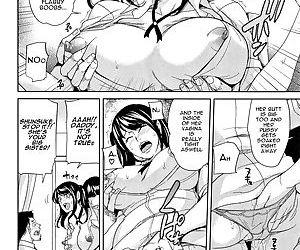 Kazoku Soukan Game - family Incest game Ch. 1-3 - part 4