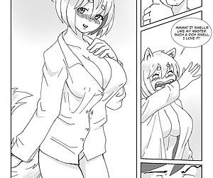 Life with a dog girl - Chapter1