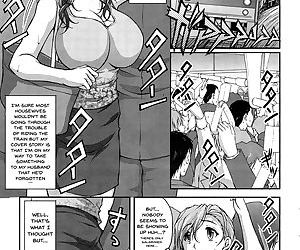 Tokumei Chikan Otori Sousahan - Special Molester Decoy Investigation Squad Ch. 1-3 - part 2