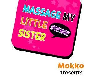 I Massage My Sister Every Night Ch 1-37 - part 15