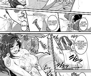 Aibenki Tonari no Dosukebe Onee-san - The Lady Next Door =TLL+LWB= - part 2