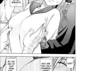 1-nenkan Chikan Saretsuzuketa Onna -Zenpen- - The Girl Who Was Molested For a Full Year -First Part- - part 2