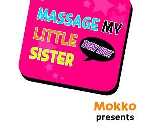 I Massage My Sister Every Night Ch 1-38 - part 7