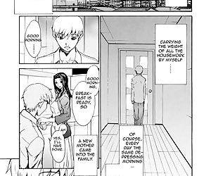 Bijin na Haha to Tsuyoki na Classmate - Beautiful Step-mother and Self-assured Classmate