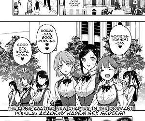 Amatsuka Gakuen no Ryoukan Seikatsu - Angel Academys Hardcore Dorm Sex Life 3.5-5