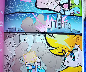 Panty and Stocking with Garterbelt: Cemetery Hills - part 2