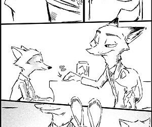 Zootopia Sunderance Ongoing UPDATED - part 11