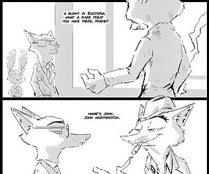 Zootopia Sunderance Ongoing UPDATED - part 17