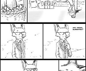 Zootopia Sunderance Ongoing UPDATED - part 2