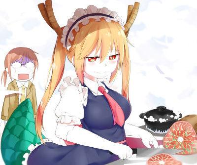 Kobayashi-san-chi no Maid Dragon Collection - part 6