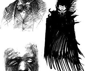 The Eric Powell 2003 Chicago Convention Sketchbook