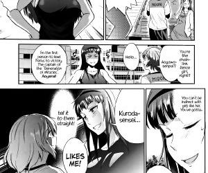 Joshi Lacu! - Girls Lacrosse Club ~2 Years Later~ =The Lost Light= - part 8