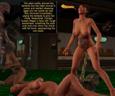 Xeno Wars - Spies - part 3