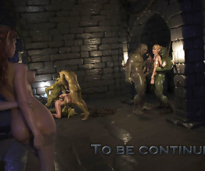 Elven Desires - Dungeon Origins - part 7