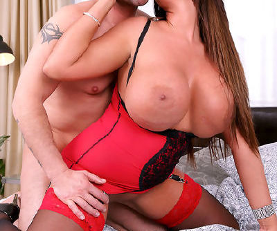 Chubby doll with amazing tits in a wild hardcore porn session
