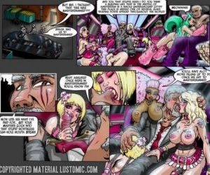 Amsterdamned Nites – Trixies Story