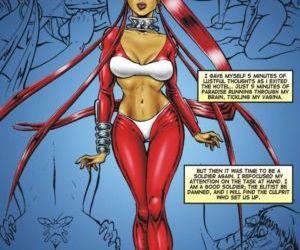 Alien Huntress 6-9