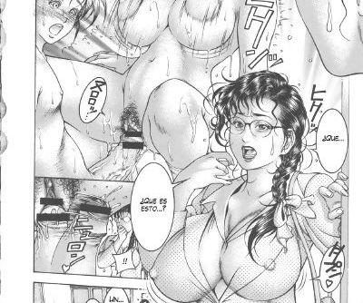 Hentai- Me And A Virgin Teacher