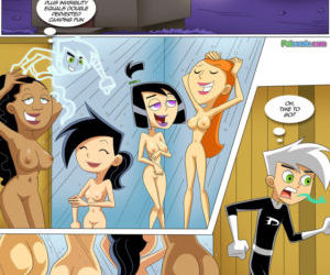 Palcomix- Camp Woody- Danny Phantom
