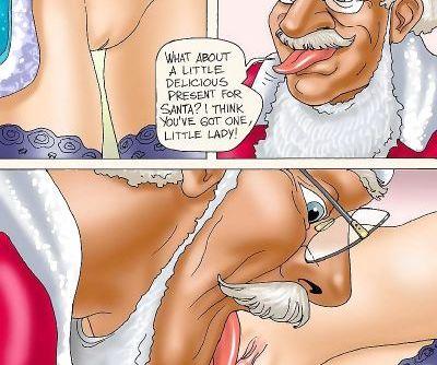 Christmas Turkey- Seduced Amanda