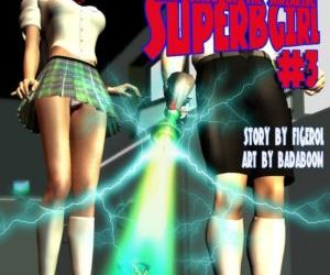 The case of shrinking Superbgirl – 03