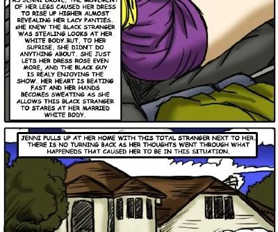 Illustrated Interracial- Cheated 1