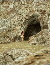 Blackadder- Miriam In Valley