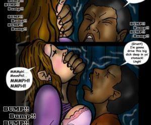 Sleepover- My son's black friend 1