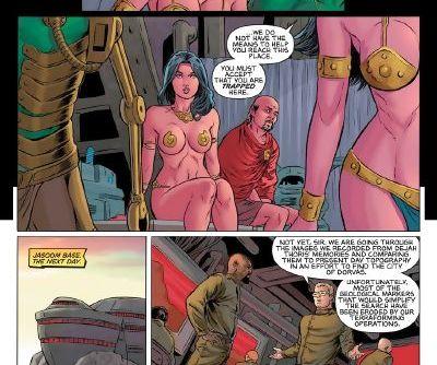 Warlord of Mars- Dejah Thoris 32