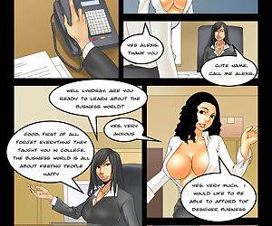 Innocent Dickgirls – College Intern