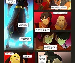 Avatar the Last Airbender- Deep Down