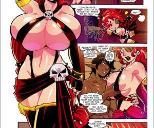 Manaworld- Captain Red
