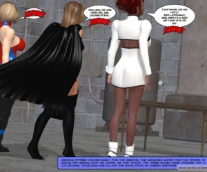 Naughty Nurse Saga- New Guard #6