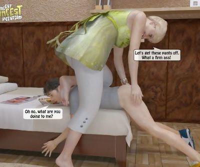 IncestIncestIncest- A Mother Punishes Son