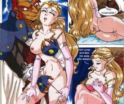 Zelda- The Wild Fucker