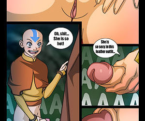 Avatar Last Airbender– Lessons of Love