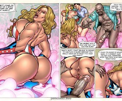 Superheroine – The Big Trick
