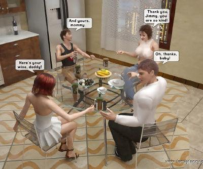 FamilyFancy- Spice up the family dinner