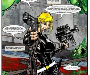 American Fox- Return Of Countess Crush 3
