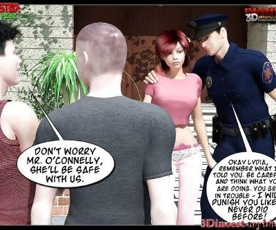 IncestChronicles3D- Busted-The Picnic